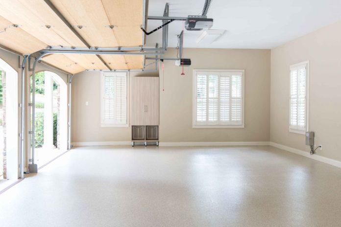 garage floors Raleigh